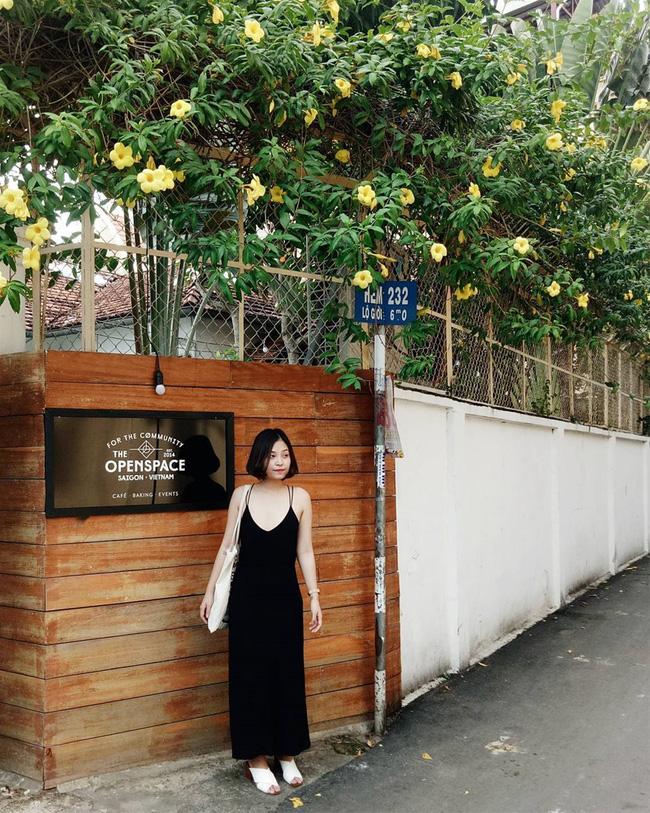 5 quán cà phê  ẩn mình trong hẻm vừa chất, vừa đẹp bất ngờ ở Sài Gòn - Ảnh 14.