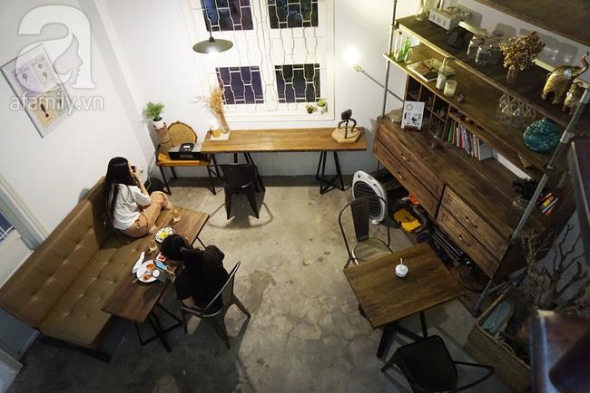 5 quán cà phê  ẩn mình trong hẻm vừa chất, vừa đẹp bất ngờ ở Sài Gòn - Ảnh 15.