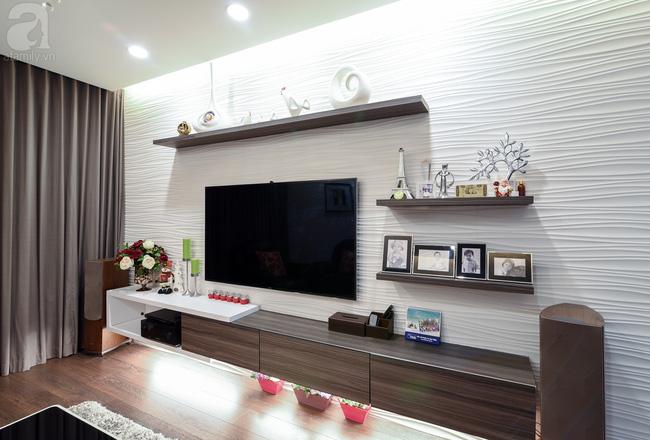 Căn hộ 120m² qua 3 năm sử dụng vẫn mới do cặp vợ chồng 8x tự tay thiết kế - Ảnh 3.