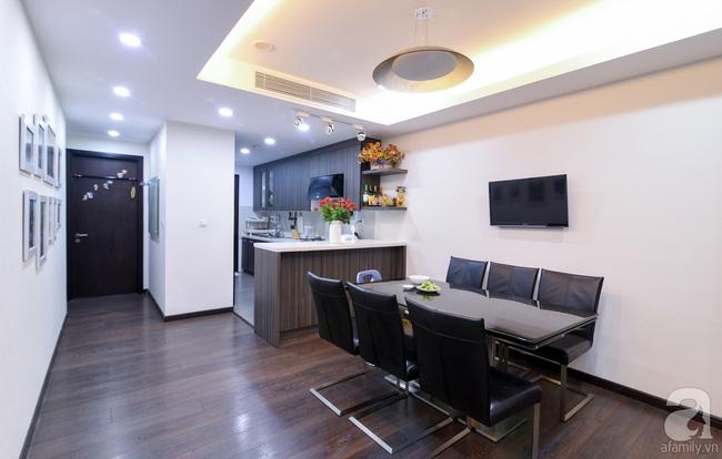 Căn hộ 120m² qua 3 năm sử dụng vẫn mới do cặp vợ chồng 8x tự tay thiết kế - Ảnh 4.