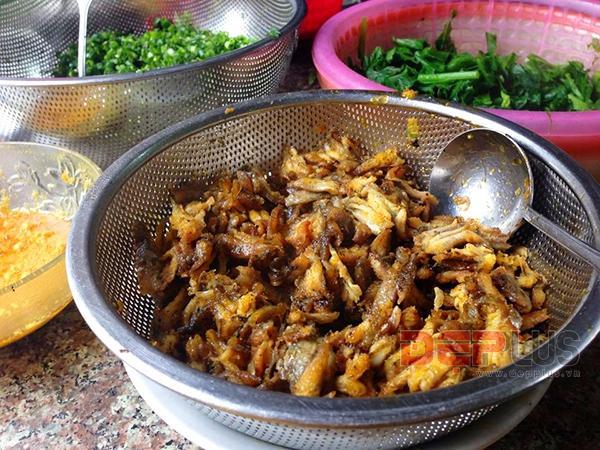 Đi từ Bắc đến Nam nếm 6 biến tấu bún cá, bánh đa cá ngon tê lưỡi - Ảnh 4.