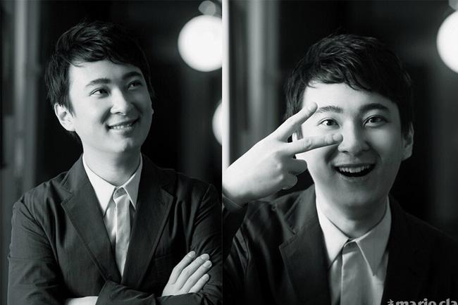 Đường tình nhiều ngả và danh sách bạn gái toàn chân dài siêu xinh của cậu ấm giàu nhất Trung Quốc - Ảnh 1.