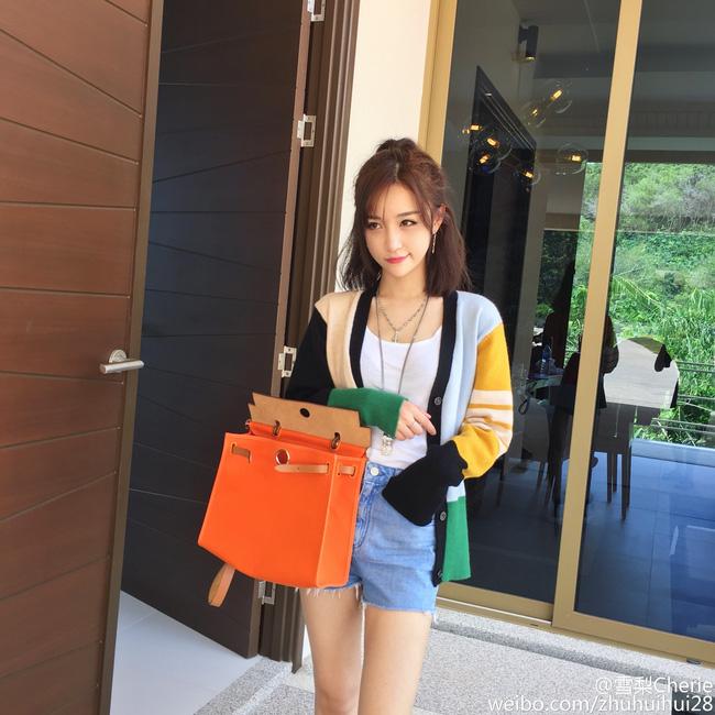 Đường tình nhiều ngả và danh sách bạn gái toàn chân dài siêu xinh của cậu ấm giàu nhất Trung Quốc - Ảnh 27.