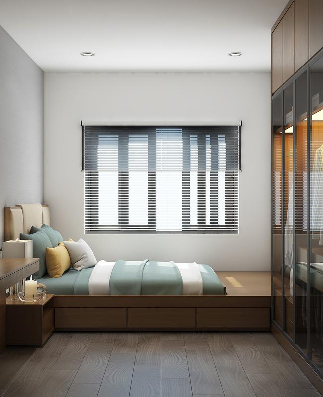 Thiết kế xinh yêu, hợp lý thế này thì căn hộ nhỏ cũng dư sức khiến bạn yêu từ cái nhìn đầu tiên - Ảnh 5.