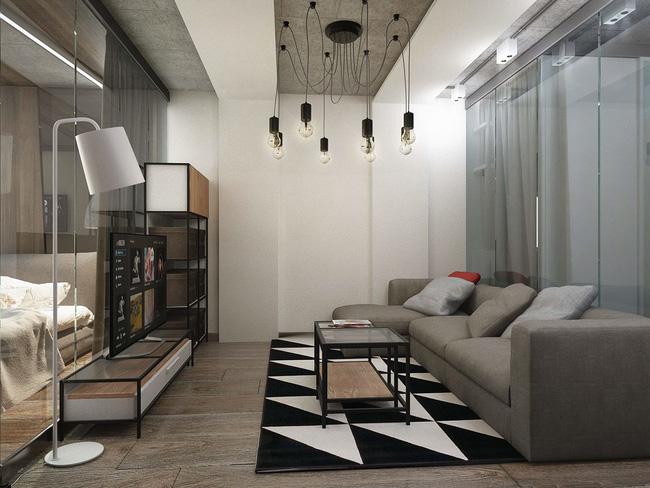 Thiết kế xinh yêu, hợp lý thế này thì căn hộ nhỏ cũng dư sức khiến bạn yêu từ cái nhìn đầu tiên - Ảnh 6.
