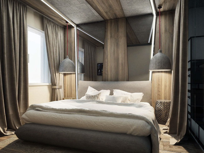 Thiết kế xinh yêu, hợp lý thế này thì căn hộ nhỏ cũng dư sức khiến bạn yêu từ cái nhìn đầu tiên - Ảnh 7.