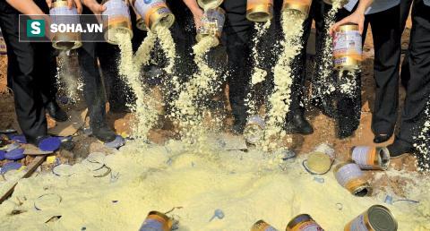 Lon sữa cũ được thu mua với giá 200.000 đồng, phụ huynh Trung Quốc hoang mang - Ảnh 1.