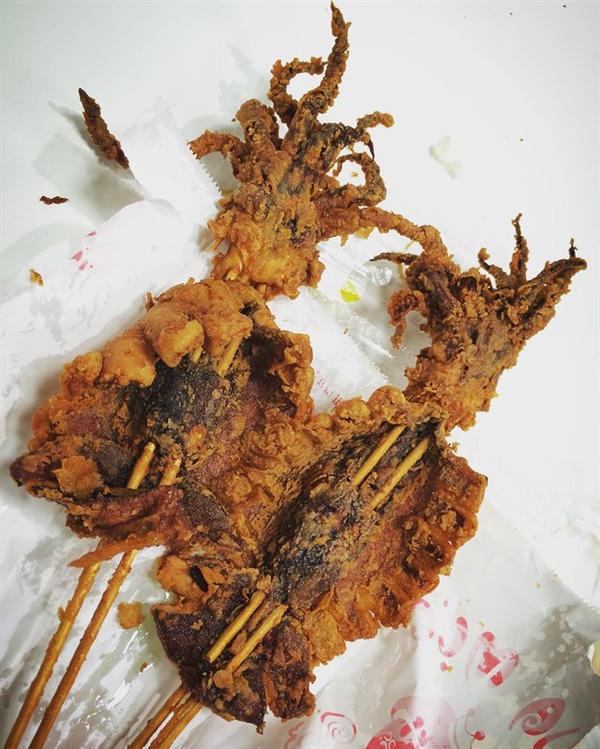 5 món ăn chơi từ mực thử một lần là nghiện ngay tắp lự ở Sài Gòn - Ảnh 11.