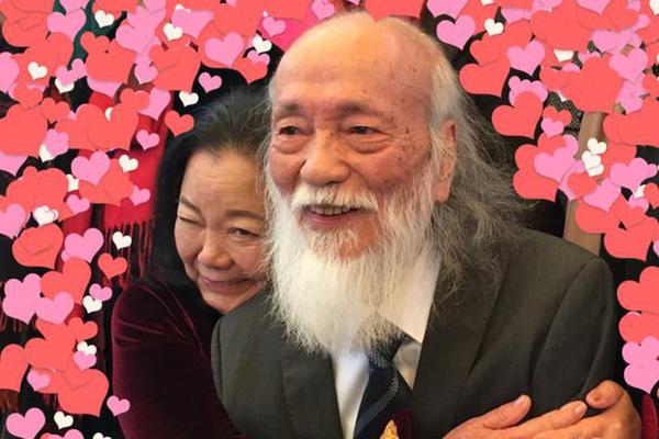 Câu chuyện tình 56 năm của PGS Văn Như Cương và vợ: Mãi mãi là tình nhân, há sợ gì sự chia xa? - Ảnh 3.