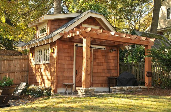 10 ngôi nhà nhỏ nhưng đẹp như bước ra từ truyện cổ tích - Ảnh 2.