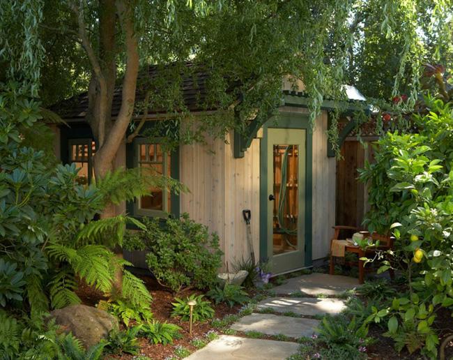 10 ngôi nhà nhỏ nhưng đẹp như bước ra từ truyện cổ tích - Ảnh 9.