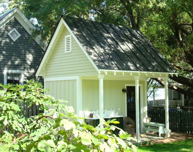 10 ngôi nhà nhỏ nhưng đẹp như bước ra từ truyện cổ tích - Ảnh 10.