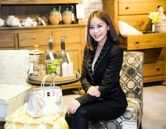 Bị tố dùng hàng fake, Hoa hậu Hải Dương - chủ nhân chiếc Birkin giá 5 tỷ đồng xin miễn đôi co - Ảnh 2.