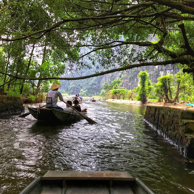 4 điểm du lịch cực nên thơ, đi mãi đi hoài vẫn không hết cảnh đẹp ở Ninh Bình - Ảnh 9.