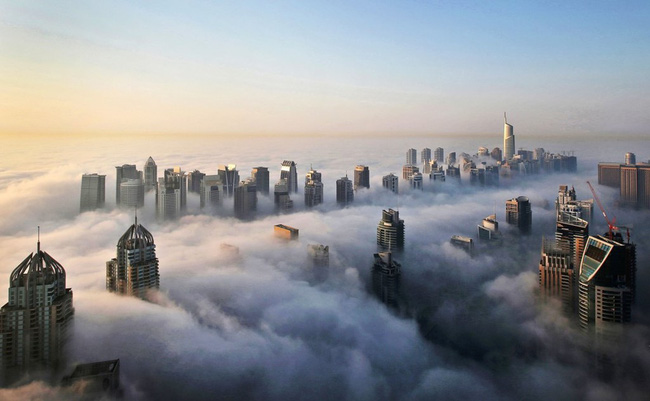 Cuộc sống ở Dubai - một trong những thành phố phát triển nhanh nhất TG - Ảnh 2.