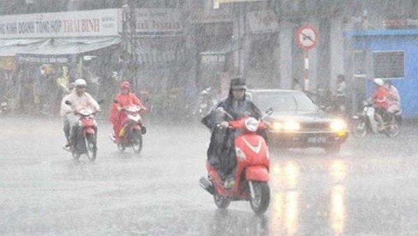 Dự báo thời tiết 21/3: Khắp miền Bắc mưa rào, đề phòng mưa đá - Ảnh 1.