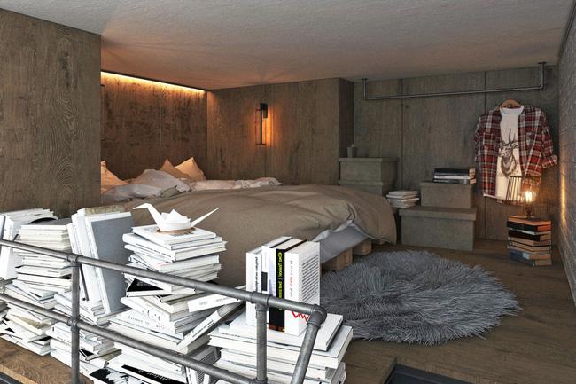 Chưa đầy 27m², chẳng đầu tư đồ trang trí, căn hộ này vẫn khiến nhiều người phải trầm trồ - Ảnh 7.