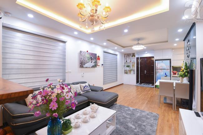 Căn hộ 104m² sở hữu hệ ban công xanh mướt mát, đẹp miễn bàn ở quận Long Biên - Ảnh 1.