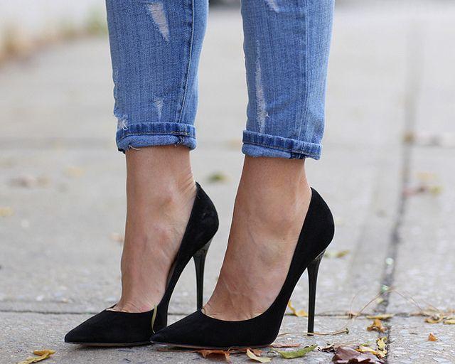 Giày dép là đam mê của phái đẹp, nhưng những kiểu giày nguy hiểm này thì nên tránh chị em ạ - Ảnh 2.