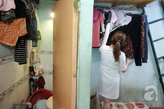 Cô gái 1 chân xinh đẹp: Em cố tiết kiệm tiền để đưa hai em bị mù sang nước ngoài chữa bệnh - Ảnh 5.