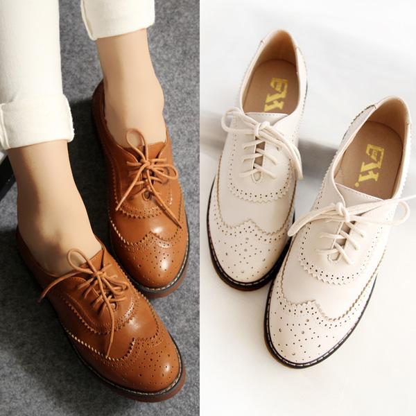 Những mẫu giày bệt thoải mái cho ngày nàng công sở quá mệt mỏi vì giày cao gót - Ảnh 4.