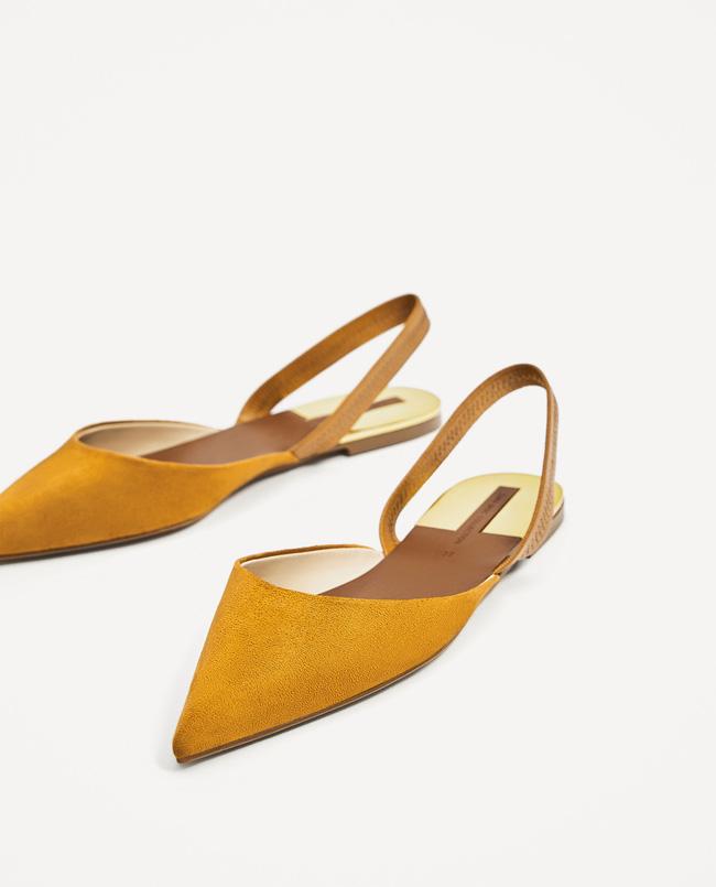 Những mẫu giày bệt thoải mái cho ngày nàng công sở quá mệt mỏi vì giày cao gót - Ảnh 7.