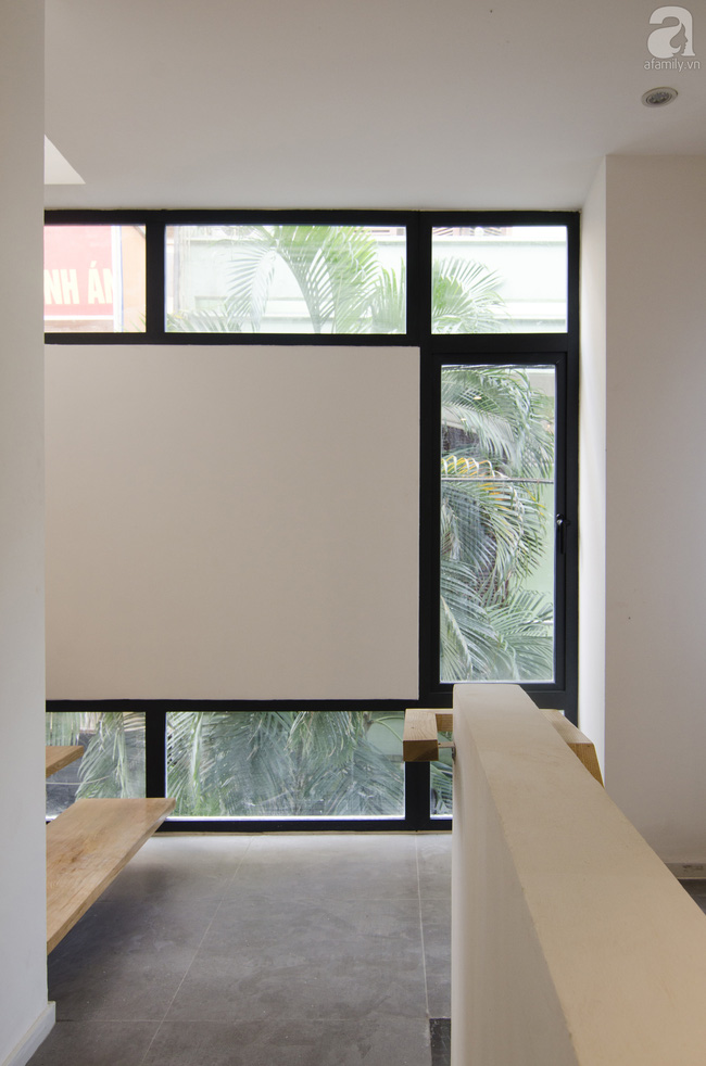 Ngôi nhà 60m² trong ngõ ở Giang Văn Minh: Từ cứ mưa to là ngập nay đẹp miễn chê, tầng nào cũng lung linh nắng - Ảnh 4.