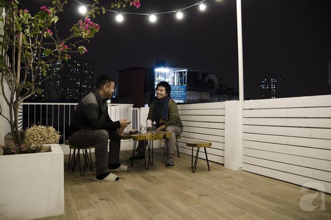 Ngôi nhà 27m² ở Hà Nội: Từ chiếc hộp đóng kín thành tổ ấm thoáng, xanh, đầy cảm hứng của vợ chồng trẻ - Ảnh 13.