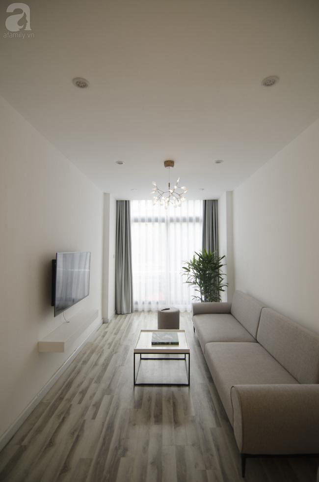 Ngôi nhà 27m² ở Hà Nội: Từ chiếc hộp đóng kín thành tổ ấm thoáng, xanh, đầy cảm hứng của vợ chồng trẻ - Ảnh 6.
