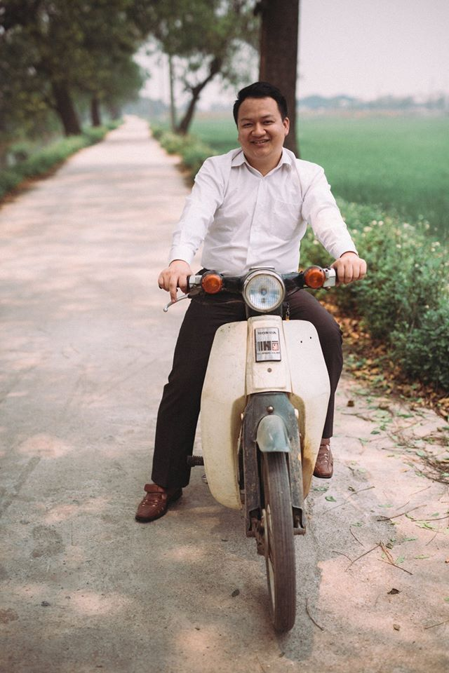 Phát sốt với 100 năm đám cưới Việt Nam, bộ ảnh cưới độc đáo của của cô dâu chú rể yêu những gì hoài cổ - Ảnh 16.