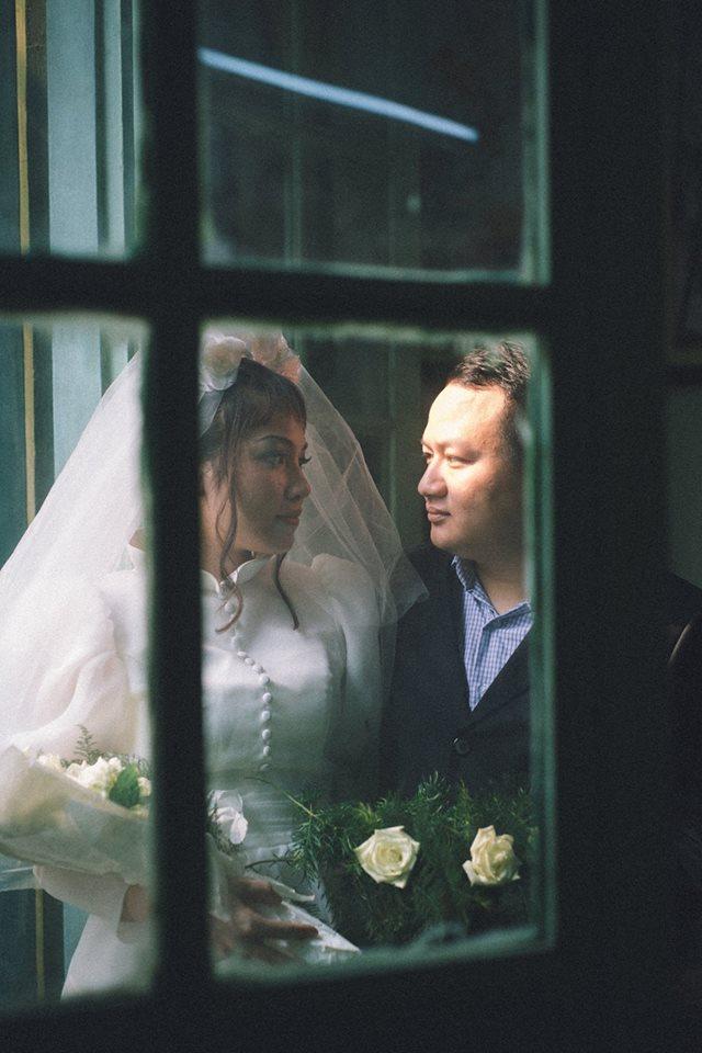 Phát sốt với 100 năm đám cưới Việt Nam, bộ ảnh cưới độc đáo của của cô dâu chú rể yêu những gì hoài cổ - Ảnh 21.