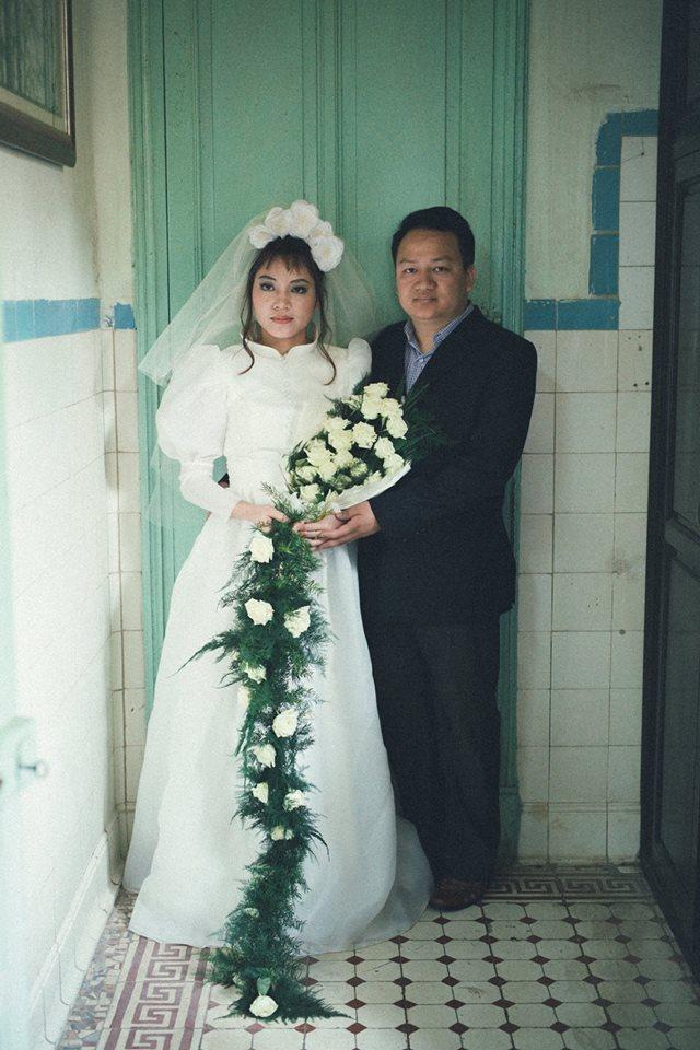 Phát sốt với 100 năm đám cưới Việt Nam, bộ ảnh cưới độc đáo của của cô dâu chú rể yêu những gì hoài cổ - Ảnh 23.