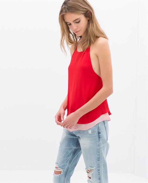 Chỉ cần chọn đúng kiểu cổ áo thì mọi nhược điểm phần thân trên đều được giải quyết nhanh gọn - Ảnh 8.