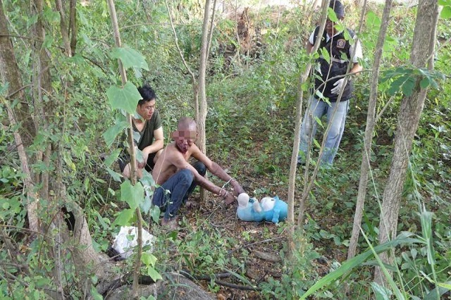 Dân làng phẫn nộ, hành xử tên bác ruột cưỡng hiếp và giết hại cháu gái 5 tuổi 2