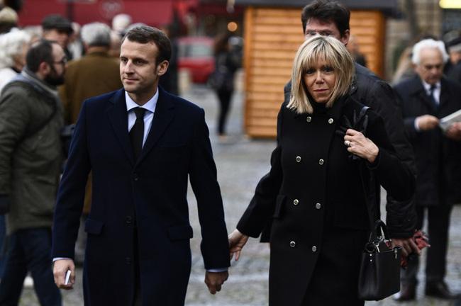 Tuổi tác và ngoại hình chênh lệch lại không có con chung, vợ chồng ứng viên Tổng thống Pháp vẫn hạnh phúc vì... - Ảnh 3.