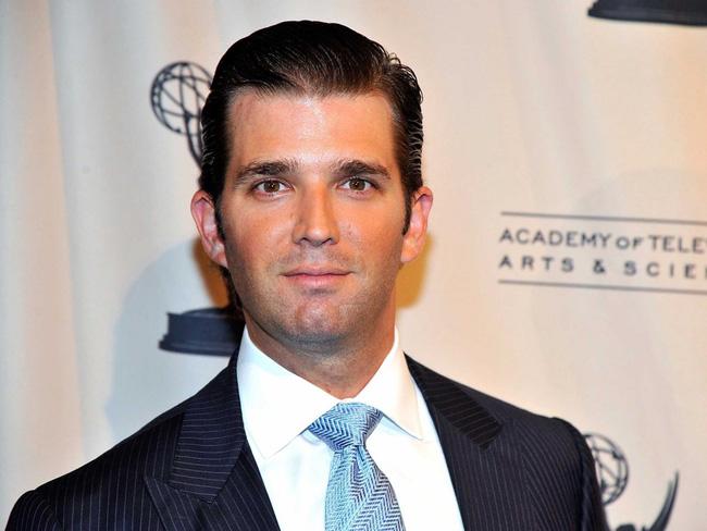 Những điều chưa kể về các con trai, con gái của Tổng thống Mỹ Donald Trump - Ảnh 1.