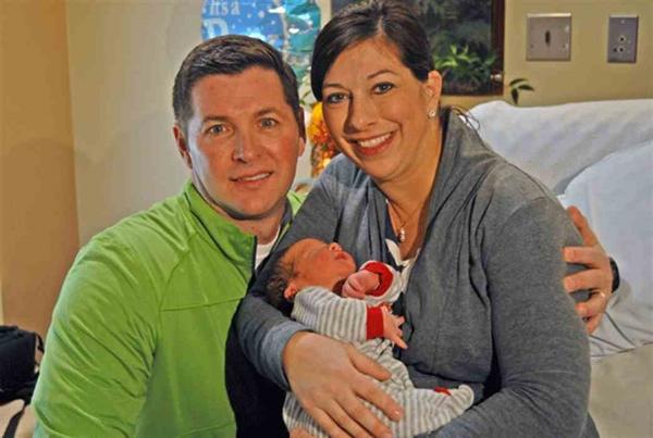 Đây chính là em bé sinh vào giờ đẹp nhất thế giới trong suốt 20 năm tới - Ảnh 1.