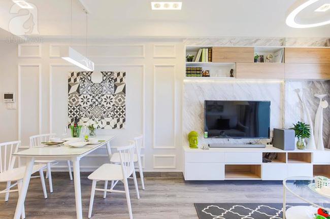 Căn hộ 65m² khi kê đủ nội thất trông rộng hơn lúc nhận nhà với chi phí 2,8 tỉ đồng ở khu Thảo Điền - Ảnh 9.