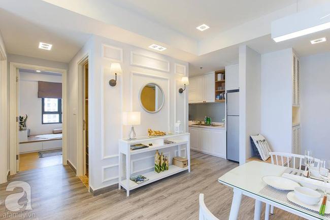 Căn hộ 65m² khi kê đủ nội thất trông rộng hơn lúc nhận nhà với chi phí 2,8 tỉ đồng ở khu Thảo Điền - Ảnh 11.