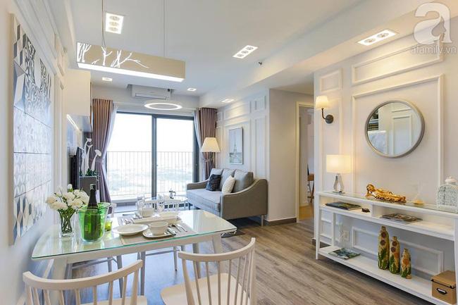 Căn hộ 65m² khi kê đủ nội thất trông rộng hơn lúc nhận nhà với chi phí 2,8 tỉ đồng ở khu Thảo Điền - Ảnh 8.