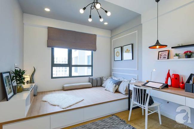 Căn hộ 65m² khi kê đủ nội thất trông rộng hơn lúc nhận nhà với chi phí 2,8 tỉ đồng ở khu Thảo Điền - Ảnh 16.