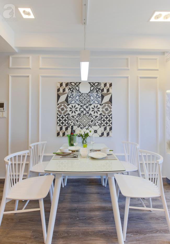 Căn hộ 65m² khi kê đủ nội thất trông rộng hơn lúc nhận nhà với chi phí 2,8 tỉ đồng ở khu Thảo Điền - Ảnh 13.