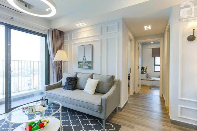Căn hộ 65m² khi kê đủ nội thất trông rộng hơn lúc nhận nhà với chi phí 2,8 tỉ đồng ở khu Thảo Điền - Ảnh 4.