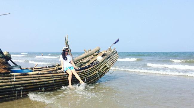 5 bãi biển vừa không cần bon chen đông đúc, vừa thoải mái đi về trong 2 ngày cuối tuần gần Hà Nội - Ảnh 11.