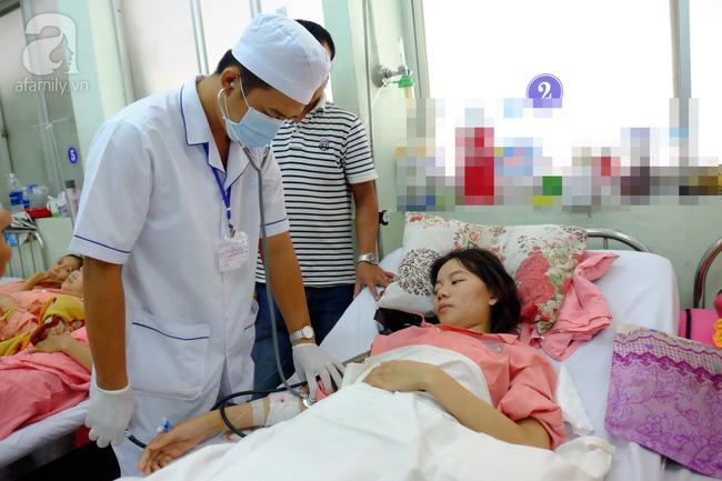 Cứu sống hai mẹ con thai phụ bị vỡ động mạch chủ ngực hiếm gặp - Ảnh 4.