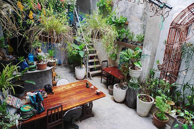 Giữa Sài Gòn xô bồ, vẫn có một nơi bạn có thể tĩnh tâm với đồ ăn thức uống đơm hoa - Ảnh 16.