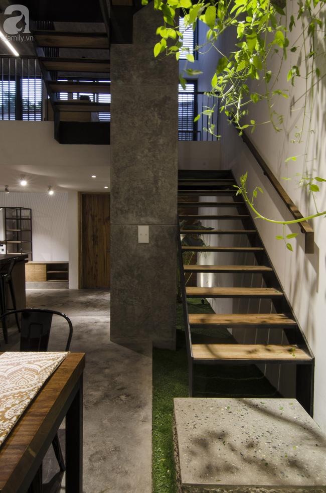 Cuộc gặp gỡ giữa truyền thống và hiện đại trong ngôi nhà 60m² ở quận Tây Hồ, Hà Nội - Ảnh 7.