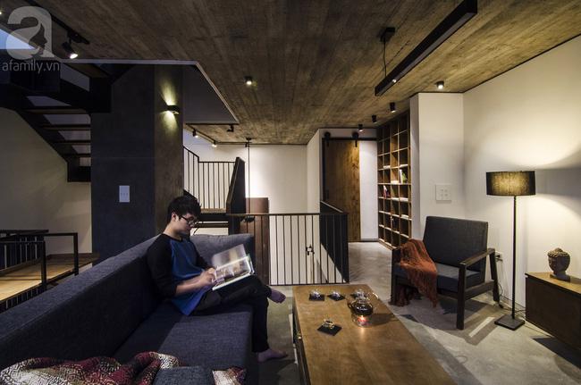 Cuộc gặp gỡ giữa truyền thống và hiện đại trong ngôi nhà 60m² ở quận Tây Hồ, Hà Nội - Ảnh 9.