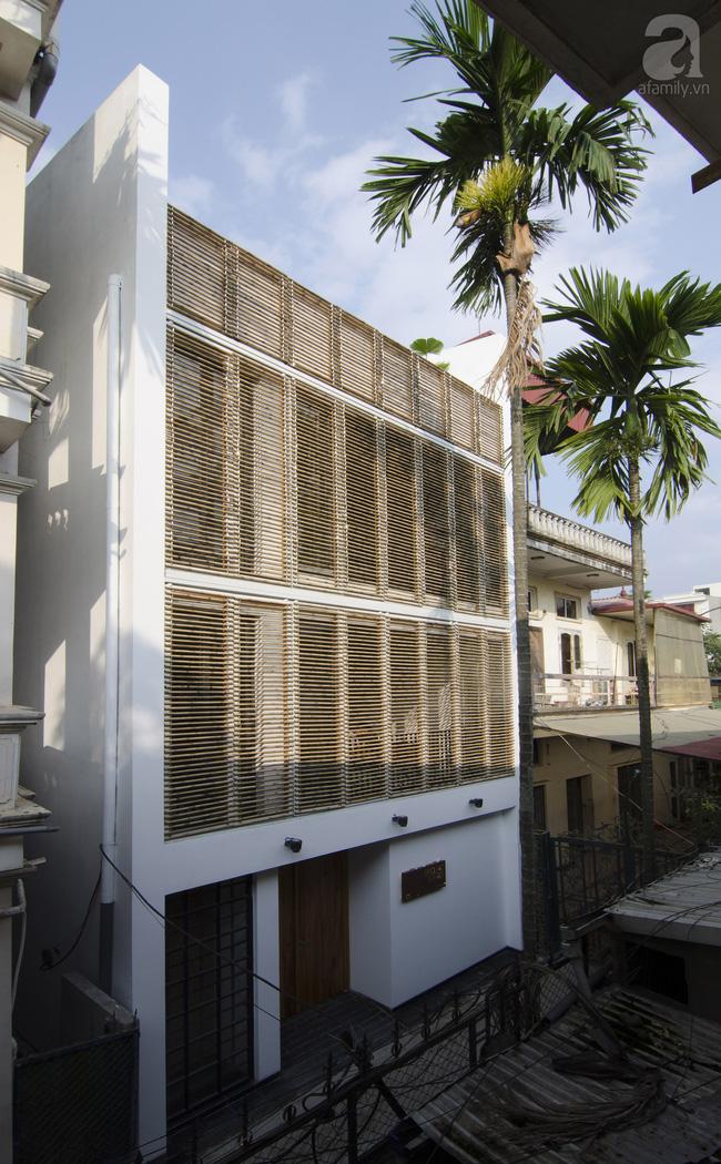 Cuộc gặp gỡ giữa truyền thống và hiện đại trong ngôi nhà 60m² ở quận Tây Hồ, Hà Nội - Ảnh 4.