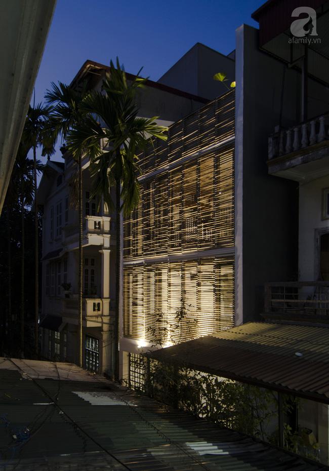 Cuộc gặp gỡ giữa truyền thống và hiện đại trong ngôi nhà 60m² ở quận Tây Hồ, Hà Nội - Ảnh 23.